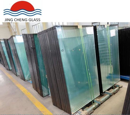 High Quality Three-Layer Hollow Glass for Curtain Wall Construction