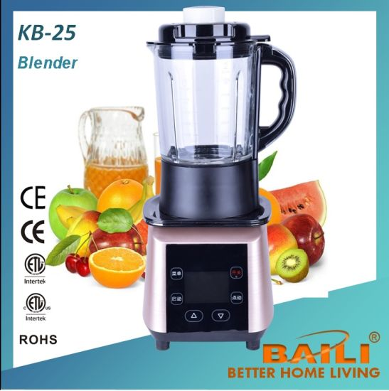 56 Oz. Professional High Velocity Blender with Touch Panel, Food Processor pictures & photos