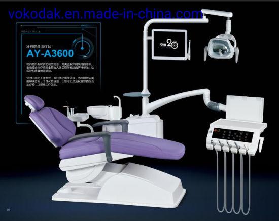 Anya High Quality Dental Chair Ay-A3600 Dental Equipment