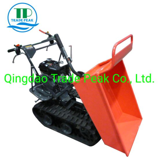 Best Quality Cheap Price All Terrian Tracked Mini Transporter