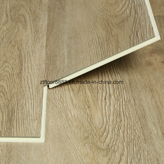China Indoor Environmental Friendly Hpl Wpc Cork Flooring