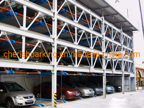 Parking System for Public