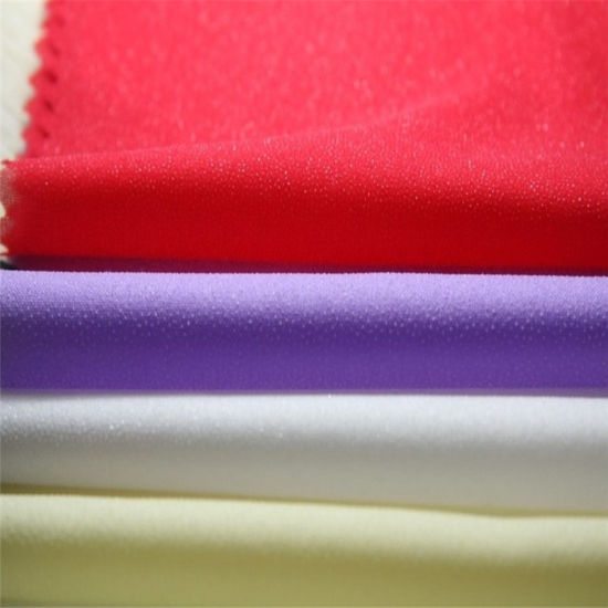 30d PA Double DOT Woven Interlining for Lady Cloth