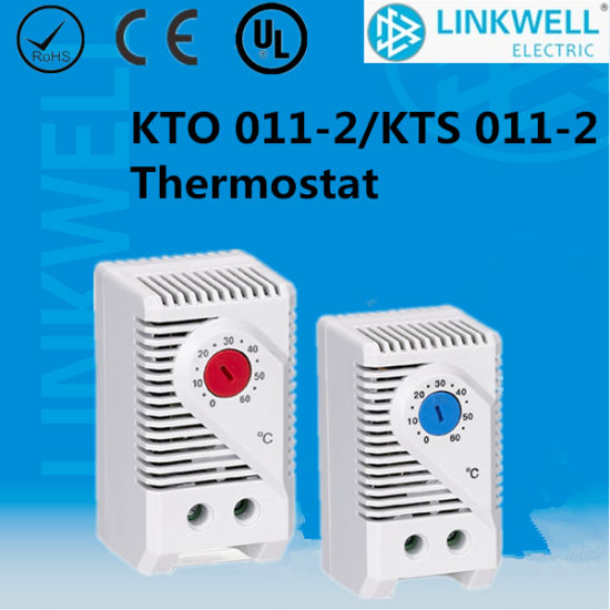 Kto 011/Kts 011 Series Small Compact No/Nc Stego Thermostat pictures & photos