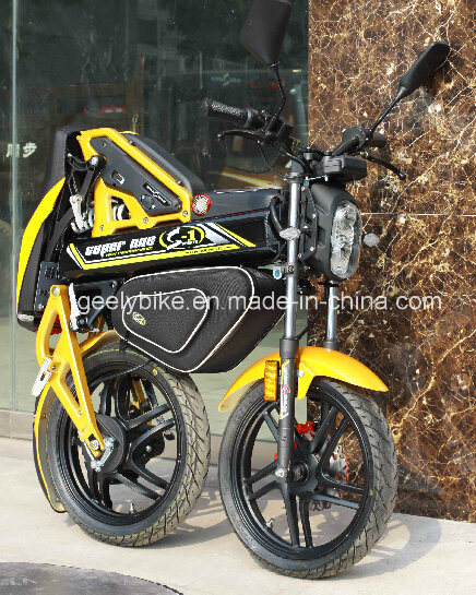 Folding Electric Bike with Aluminium Frame