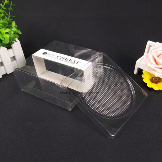 PVC Clear Cake Boxes pictures & photos