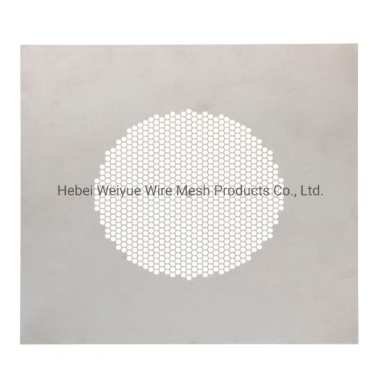 Perforated Screen Chemical Etching Photo Mesh Sieves for Dressing Machines and Grain Cleaners pictures & photos