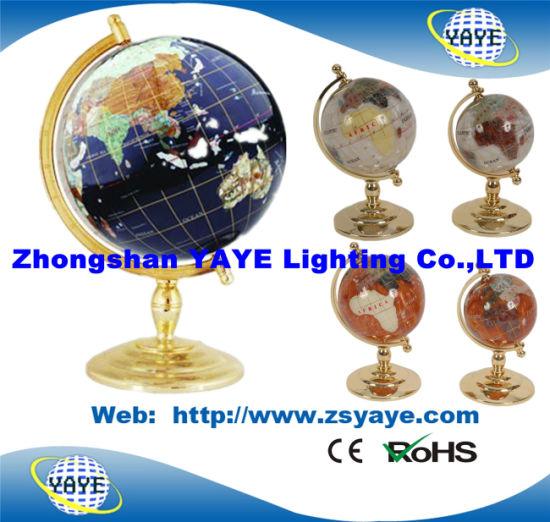 Gemstone World Map.China Yaye 18 Hot Sell World Globe Gemstone Globe English Globe
