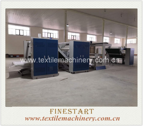 Tubular Compacting Machine for Knitted Fabric