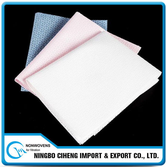 OEM Wipes Industrial Disposable Nonwoven Cleaning Cloth