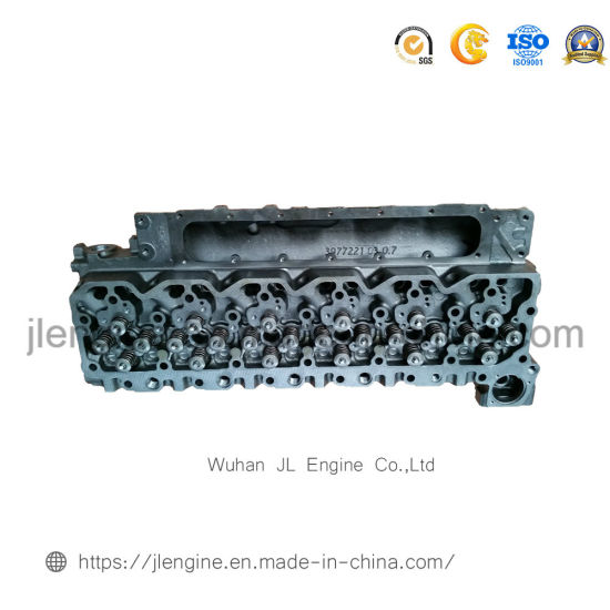 Isde Cylinder Head Ass'y for Qsb6.7 Diesel Engine 5282703 4981626