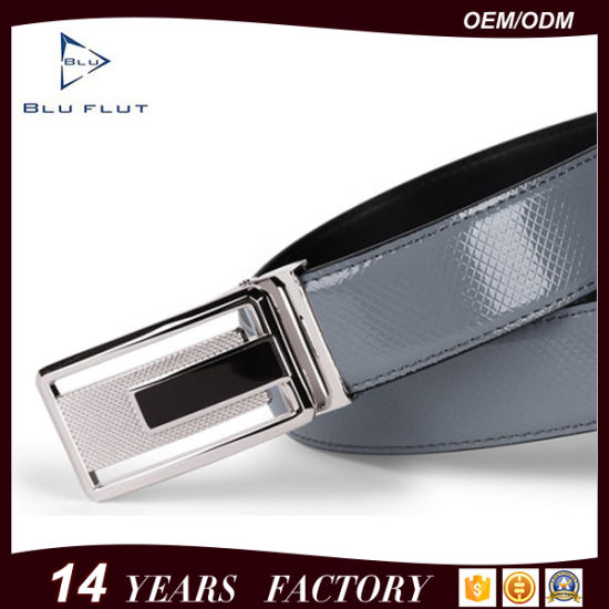 Classic Design Factory Cheap Price Genuine Cowhide Leather Men Belts pictures & photos