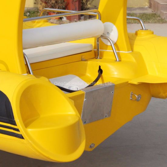 Outboard Motor Rib-520 Inflatable Rib Boat Inflatable Boat