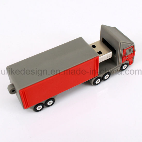 PVC Bus Model USB Flash Promotion (UL-PVC033) pictures & photos