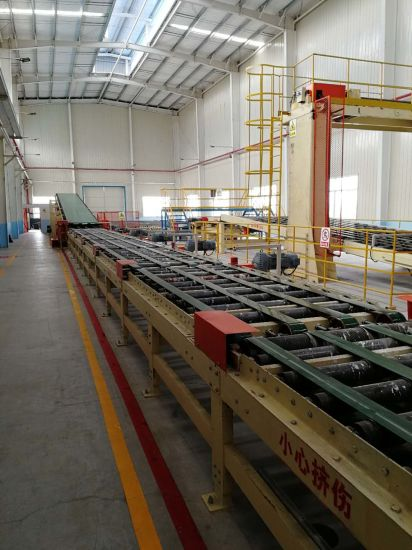 20 Million Square Meters of Heat Source Steam Gypsum Board Production Line