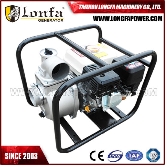 3inch Angricultural Gasoline Water Pump for Irrigation pictures & photos