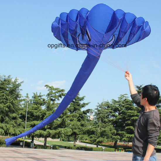 Promotional Elephonet Soft Polyester Kite pictures & photos