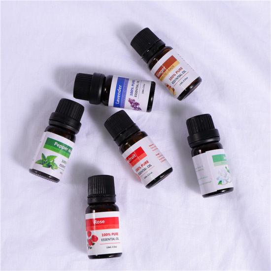 Wholesale Custom Therapeutic Grade Organic Body Massage Lavender Essential Oil Set