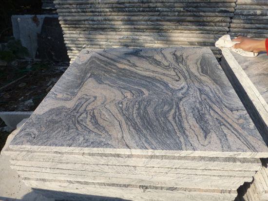 China Juparana Granite Slab Juparana Tile pictures & photos