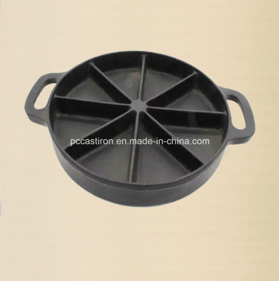 Preseasoned Cast Iron Bakeware for Cake pictures & photos