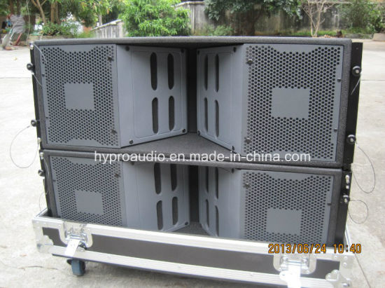 Vt4887 Dual 8 Inch Line Array (800W) , Air Line Array Syetem, Loudspeakers, Speakers pictures & photos