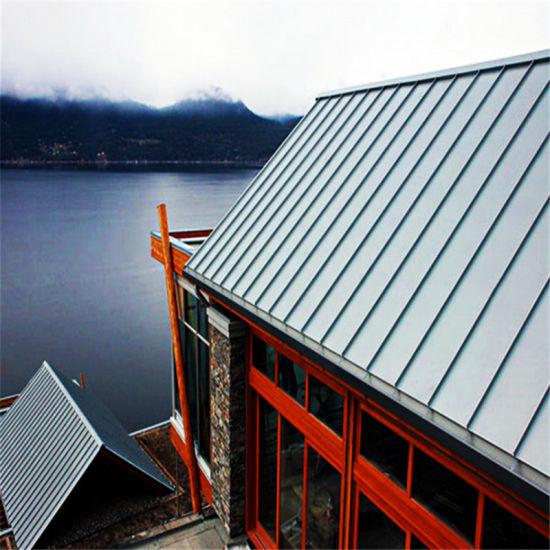 Aluminum Profile Standing Seam Metal Roof Sheet