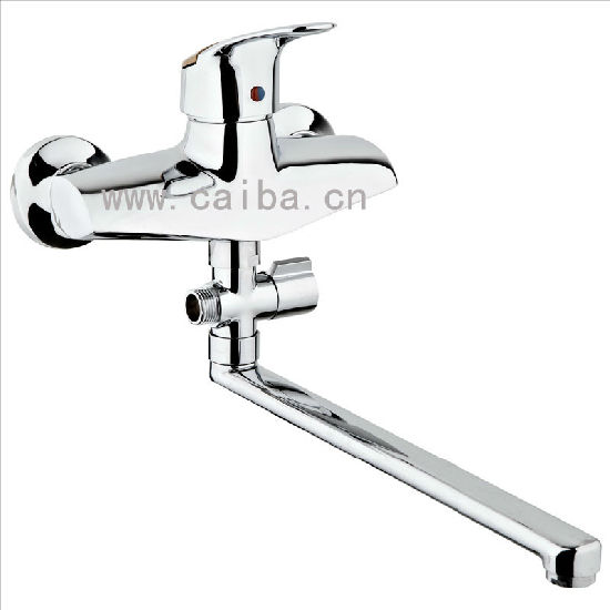 New Design Chrome Bath-Shower Faucet (CB16203A) pictures & photos