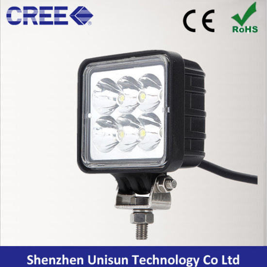 "Waterproof 3"" 12V 18W Smart Size LED Work Light pictures & photos"