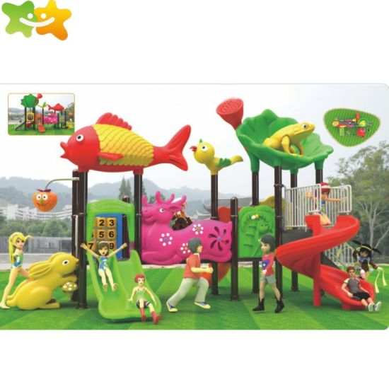 S024 High Quality Outdoor Playground Equipment Factory Supply
