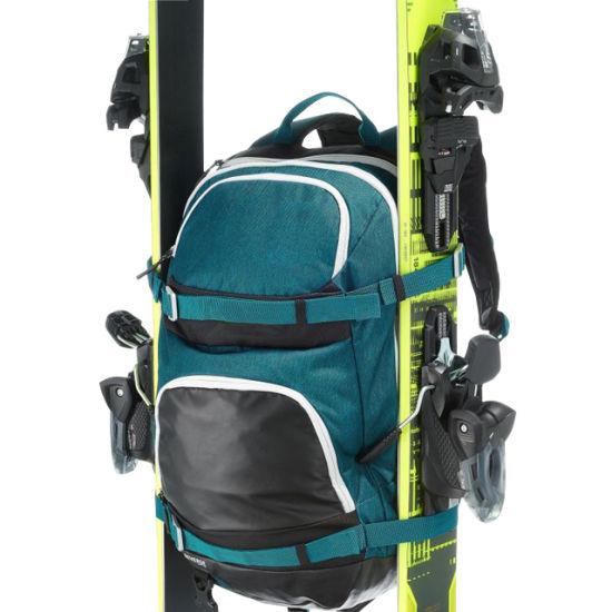 New Style 0utdoor Snowdrifter Pack Skateboard Bag Backpack with Helmet Pocket and Snowboard Holder Strap Bags
