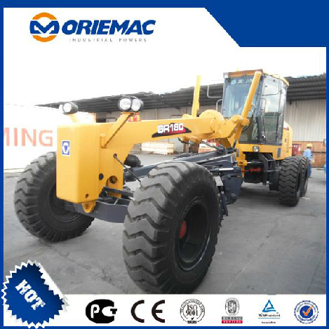 Cheap Price 180HP Hot Sale Xcm Motor Grader Gr180 pictures & photos