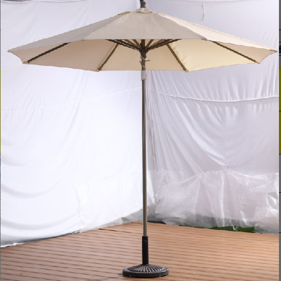 Patio Poolside Garden Outdoor Parasol Sunbrella Beach Umbrella