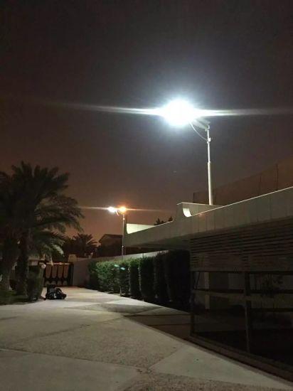 Waterproof Solar LED Lights Integrated Solar Street Light Manufacturer