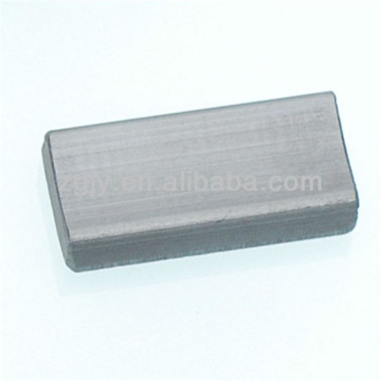 Good Quality Ceramic Ferrite Engine Magnet Tile