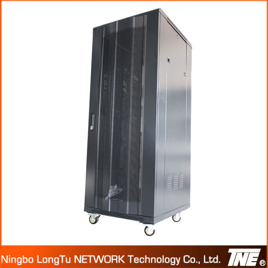 Arc Mesh Front Door Server Cabinet For HP, DELL Servers