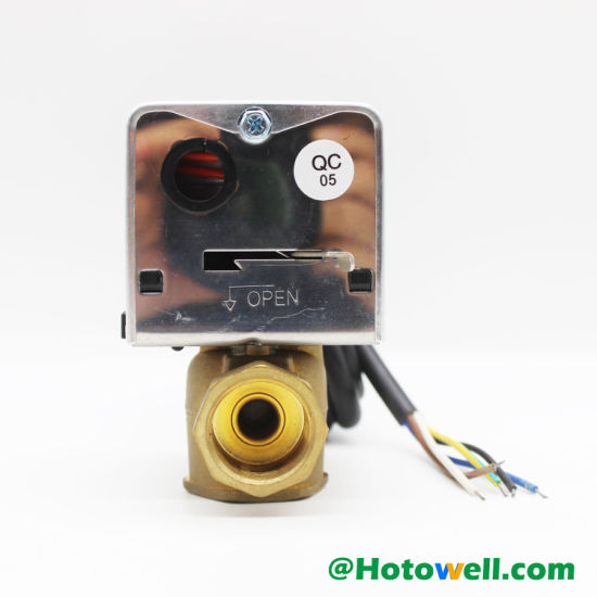 5 Wire Taco Honeywell 2 Way Port Zone Water Valve pictures & photos