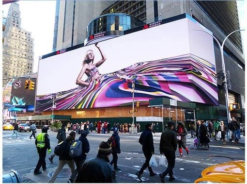 Market P16 Outdoor Full Color Advertising LED Display pictures & photos