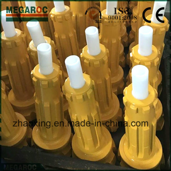 China DHD340-115mm DTH Hammer Mining Button Rock DTH Bit Tungstern Carbide Drill Bits