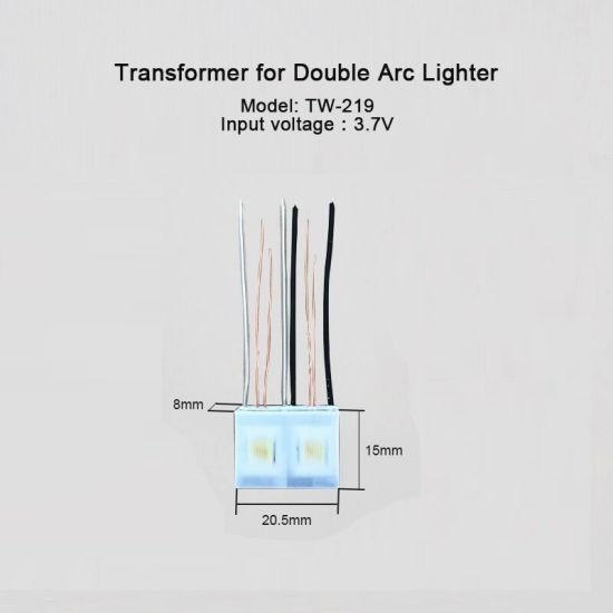 Electronic Lighter Parts Step up Inverter Module High Voltage Transformer