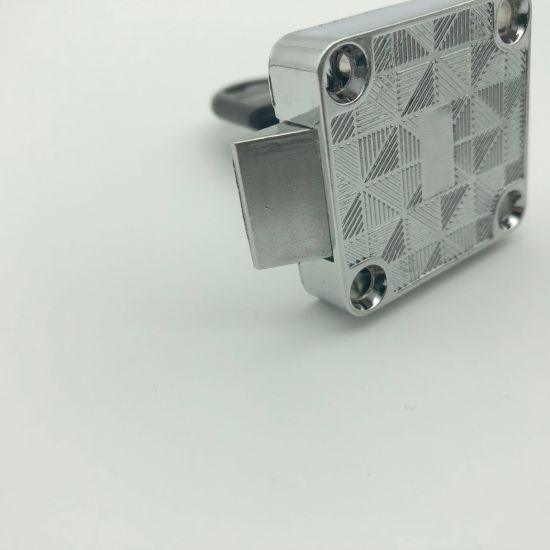 338 Zinc Alloy High Quality Automatically Close Drawer Lock