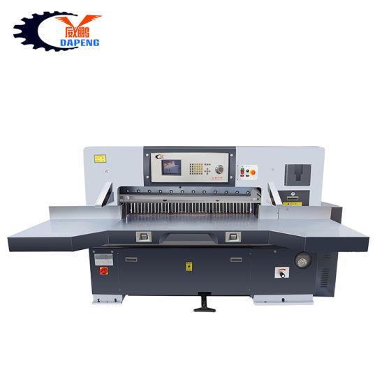 A1a2a3A4 Automatic Program Control Guillotine (QZYK1150D-8)