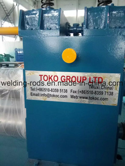 Toko Brand Steel Coil Cut to Length Line pictures & photos