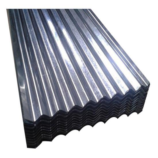 20 Sheets/Bundle 0.13X665X1800mm Galvanized Zinc Roofing Sheet