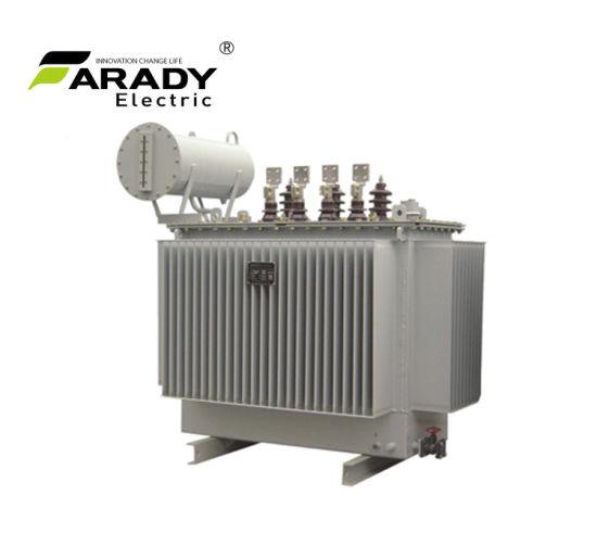 33kv/415V 4000kVA Onan Dyn11 3 Phase Distribution Oil Type Transformer
