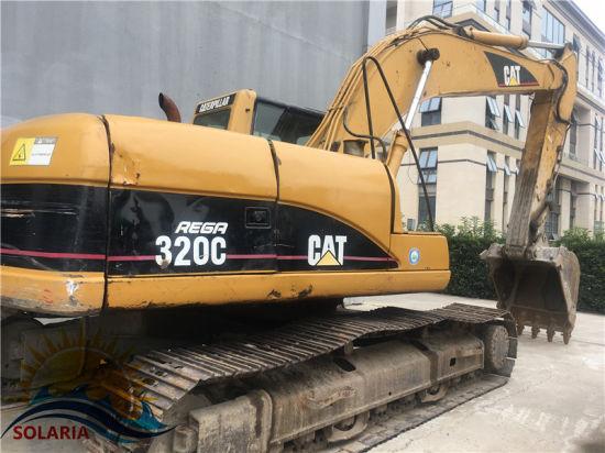 China Used Cat Excavator for Sale, Original Japanese Caterpillar