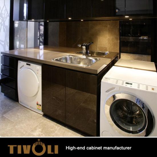 Modern Bathroom Vanity Laundry Base Cabinet Storage Cabinet TV 0290