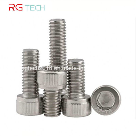 M6 M10 M12 M16 Titanium Bolt with OEM Service