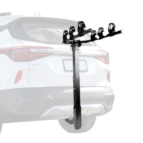 High Quality 3 Bike Carrier Car Rear Rack