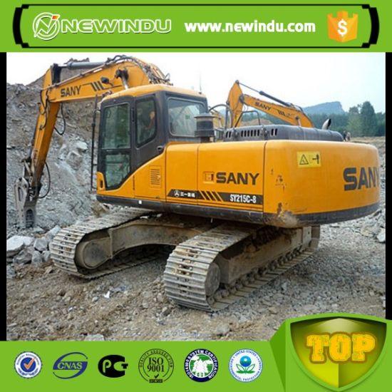 China Mini Size 2ton Crawler Excavator Made by Sany