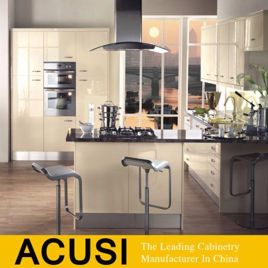 Modern Design MDF Board Wholesale Kitchen Cabinets (ACS2-L243)